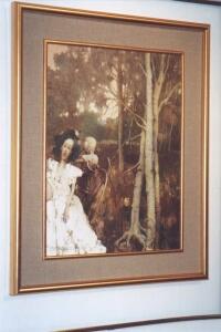 Obraz Jerzego Dudy-Gracza stał się jednym z przedmiotów licytacji