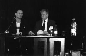 Romuald Cudak i Stanisław Mędak