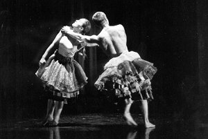 taniec, foto: Tomasz Zakrzewski