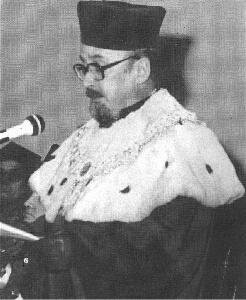 prof. Sędzimir M. Klimaszewski