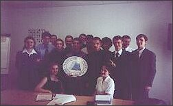Seminarium w British Council w Kijowie