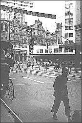 Niegdyś brytyjska kolonia. Hongkong zachował swój chiński charakter
