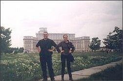 Okupacja House of People - czyli Europa należy do AEGEE