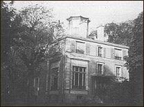 Pierwsza francuska siedziba 'Kultury' - dom w Maisons-Laffitte, przy 1, av. Corneille - foto:   Archiwum IL
