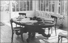 Altana - pokój konferencyjny (fot. z 1955 r.) foto: Archiwum IL