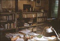 Gabinet red. Giedroycia (1997 r.) - foto:   M. Kubik