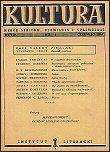 Pierwszy numer 'Kultury' (czerwiec 1947 r.)