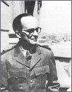 Juliusz Mieroszewski (Rzym 1945 r.) foto: Archiwum IL