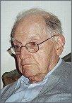 Władysław Żeleński   (Paryż, sierpień 2001 r.) foto: M. Kubik