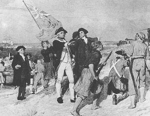 Kapitan Cook ląduje w Botany Bay