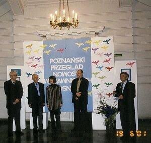 Podczas uroczystości w Poznaniu