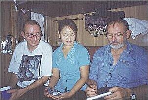 Mongolka Ariuna udzieliła wielu pomocnych informacji