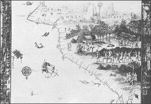 Twarde życie miała legenda, że gdzieś tam na kuli ziemskiej leży ląd, mający utrzymać równowagę naszej planety. Żeglarze w portach Morza Śródziemnego opowiadali sobie o tajemniczym lądzie, Nicholas Vallard w swoim atlasie (1547) pokusił się o przedstawienie Terra Australis. Bujna wyobraźnia zastąpić musiała fakty, których... nie znano