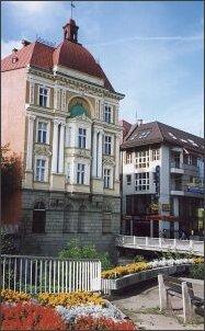 Kamienica (1892-1893) przy ul. 11 Listopada w Białej nad rzeką