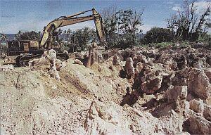 złoża fosfatów; foto: The Australian