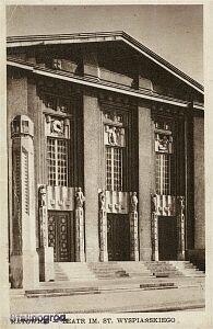 Teatr im. St. Wyspiańskiego - Foto: Archiwum GU