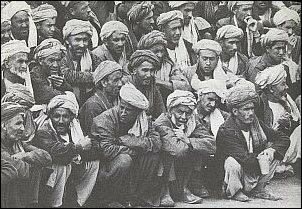 mężczyźni w Afganistanie
