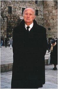 Władysław Szpilman  w Jerozolimie