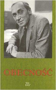 Księga pamiątkowa na 70-lecie urodzin Kołakowskiego (Wyd. Aneks, Londyn 1987)