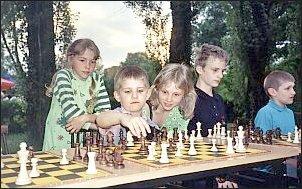 Czyżby szachowa czołówka przyszłości?