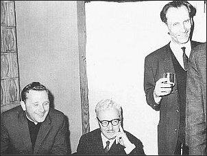 Ks. Józef Tischner, Stanisław Stomma, Jacek Woźniakowski      Foto: Archiwum TP