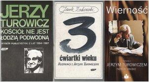 Książki Jerzego Turowicza (1912-1999)