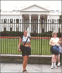 Przed Białym Domem