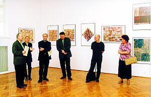 Wystawa grafik E. Ovcacka