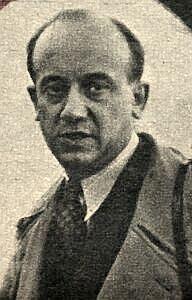 Rzecznik ówczesnego rządu - minister Wiktor Grosz