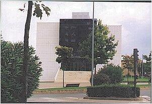 Budynek rektoratu Uniwersytetu La Rioja w Logroño
