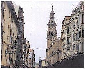Katedra Santa María de la Redonda w Logroño