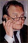 Czesław Miłosz   (Foto: M. Kubik)
