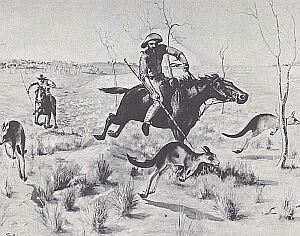 Mordowanie zwierząt dla przyjemności dotąd nie przeszło Australijczykom. Nie straciła na aktualności dewiza: ''Gdy się rusza - strzel, gdy się nie rusza - rozdepcz''...