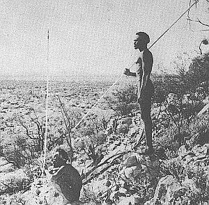 Aborygeni – do czasu przybycia białych osadników nic nie zakłócało ich życia w Australii…