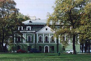 Pałac w Rybnej