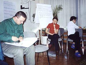 Zajęcia warsztatowe organizowane przez PFEE