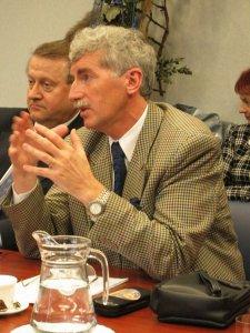 Rektor Uniwersytetu Mateja Bela w Bańskiej Bystrzycy