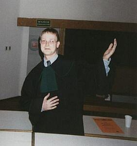 Wojciech Śliwiński - zwycięzca VII WKK