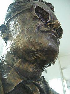 Popiersie Profesora Józefa Pietera