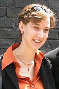 Eliza Pieter - Wnuczka Józefa Pietera
