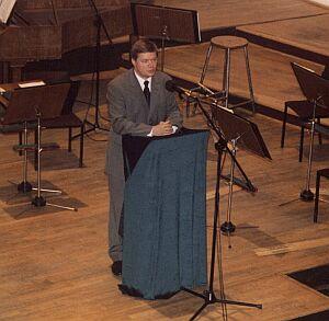 Gospodarzem Koncertu był JM Rektor