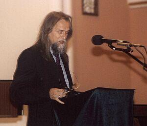 Jubileuszowy Wykładowca prof. dr hab. Tadeusz Sławek