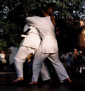 Sekcja ju-jitsu AZS UŚ