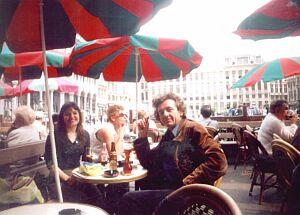 Być w Brukseli i nie napić się piwa...