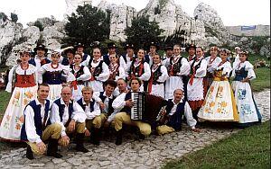 SZPiT ''Katowice'' podczas ubiegłorocznego festiwalowego koncertu w Ogrodzieńcu