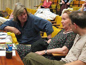 Członkowie jury: Filip Bajon, Joanna Krauze i Michał Rosa