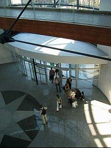 Nowy gmach Wydziału Prawa