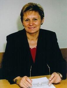 Prorektor ds. Filii UŚ prof. dr hab. Halina Rusek