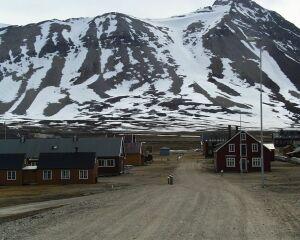 Ny - Aalesund najdalej na północ wysunięta osada ludzka