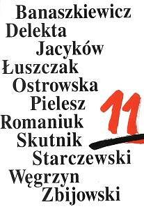 Okładka dokumentującego wystawę katalogu